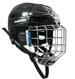 Bauer IMS 5.0 Helm Combo (inkl. Gitter) schwarz