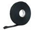 Leinenband / Schlägertape 50m x 25mm schwarz