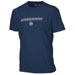 Warrior T-Shirt Logo Tee Navy Junior