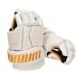Warrior Covert Team Handschuh Junior weiß-gold