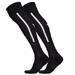Warrior Core Skate Socke Junior lang schwarz
