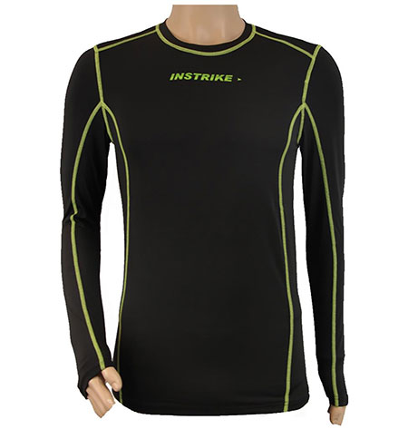 Instrike Fitted Hockey Thermoaktiv fitted Shirt Junior