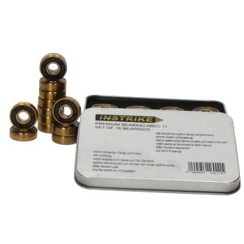 INSTRIKE Premium Kugellager Abec 11 16er-Set