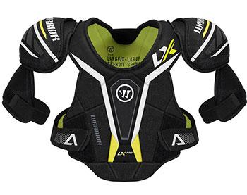 Warrior Alpha LX Pro Schulterschutz Bambini